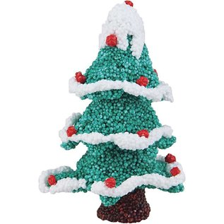 Foam Clay, 6x14 gr, kerst kleuren assorti