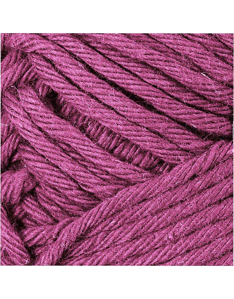 Katoengaren, l: 8085 m, 50 gr, violet