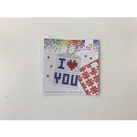 Pixel Hobby Boekje mini voor medaillon