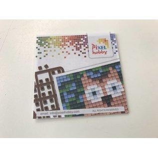 Pixel Hobby Boekje mini, Patronen uil