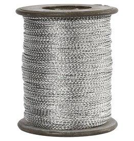 Koord, dikte 0,5 mm, 100 m, zilver
