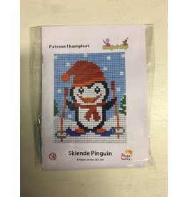 Pixel Hobby Pixel Classic set - Skiënde Pinguin