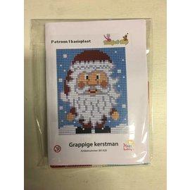 Pixel Hobby Pixel Classic set - Grappige kerstman