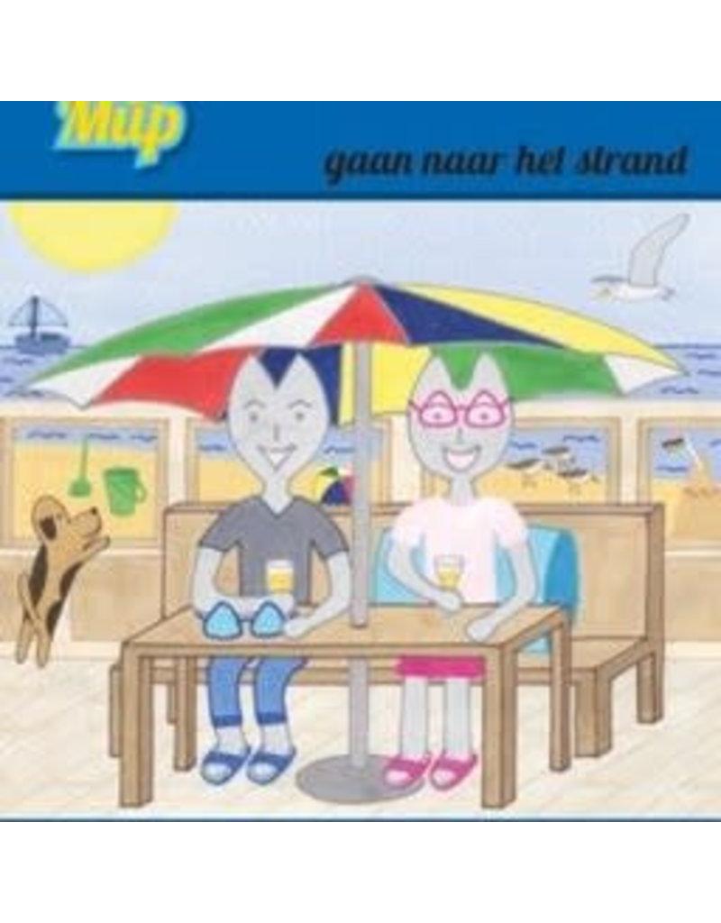 Kaatje&Mup Kaatje&Mup kleurboekje - Blauw, Doos 350 stuks