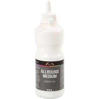 Allround medium, 500 ml