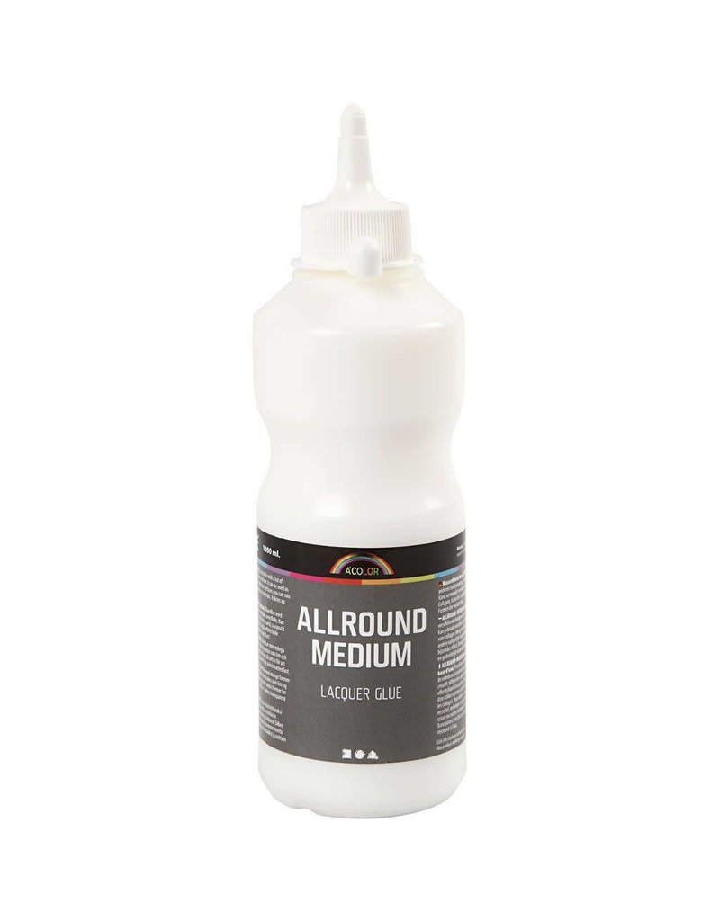 Allround medium, 500 ml