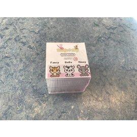 Cutiepix kubus  Bella, Fancy en Minny