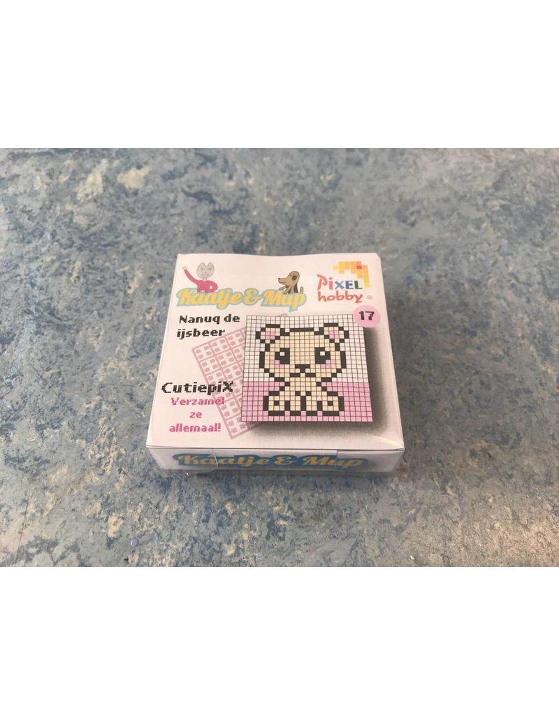 Cutiepix 17 Nanuq de ijsbeer