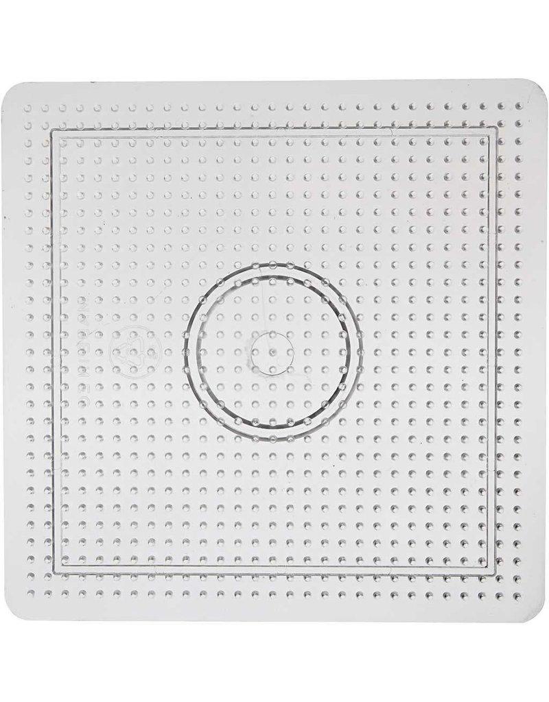 Onderplaat, afm 14,5x14,5 cm, 10 stuks