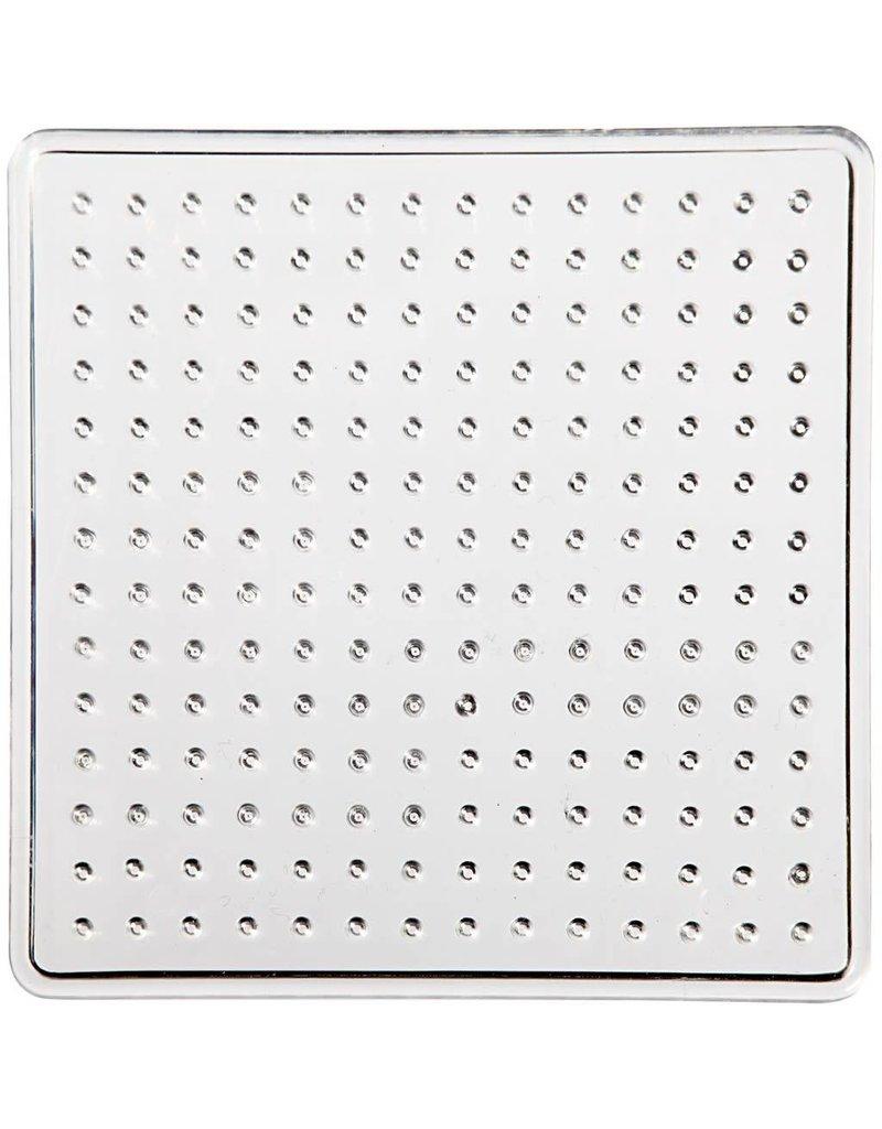 Onderplaat, afm 7x7 cm, per stuk
