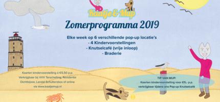 Programma zomervakantie