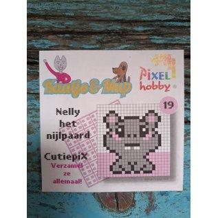 Cutiepix 19 Nelly het nijlpaard