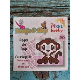 Cutiepix 20 Appy de aap