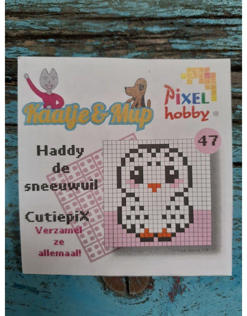 Cutiepix 47 Haddy de sneeuwuil