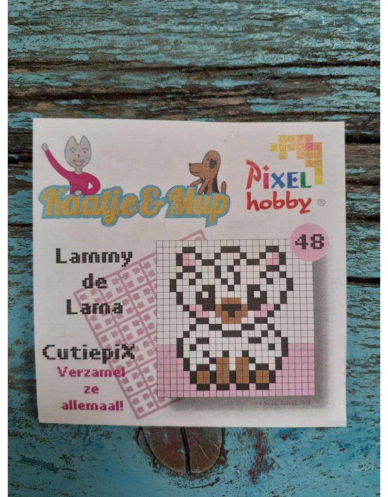Cutiepix 48 Lammy de lama