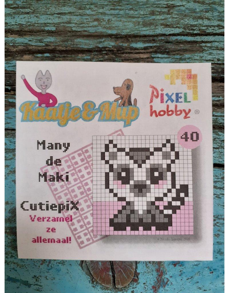 Cutiepix 40 Many de maki