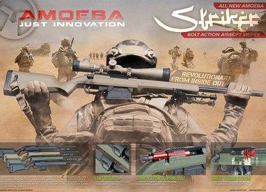 Amoeba Striker