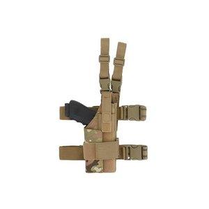 8fields Modular Universal Drop Leg Holster - Multicam