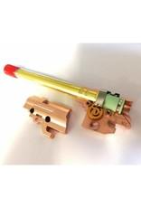 Maple Leaf Hi-CAPA 5.1 Chamber Set with 113mm 6.04 Crazy Jet Inner Barrel + Autobot 50