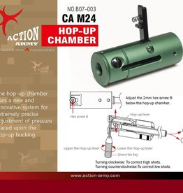 Action Army CA M24 Hop-up Chamber