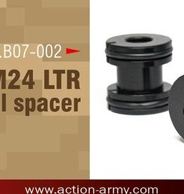 Action Army Inner Barrel Spacers for Classic Army M24 'LTR'