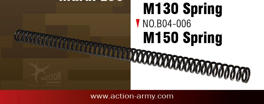 Action Army Action Army TM L96 M150 Spring