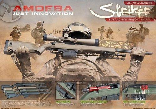 Ares Amoeba Striker Series