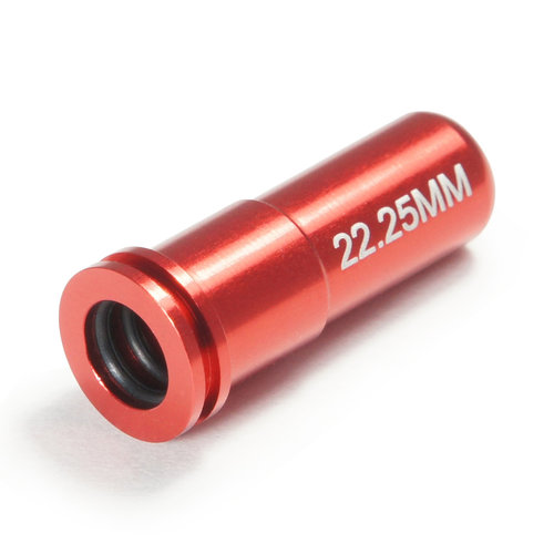 MaxxModel 22.25mm CNC Aluminum Double O-Ring Air Seal Nozzle
