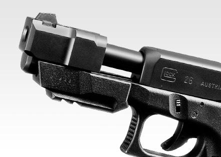 Tokyo Marui Tokyo Marui Glock 26 Advance