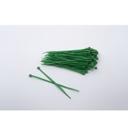 Skirmshop Green Cable Ties (200 pcs)