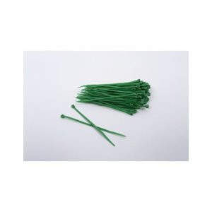 Skirmshop Green Cable Ties (200 pcs)