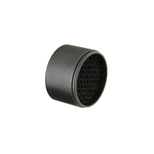 Aim-O Anti-Reflection Lens Cover For 40mm Riflescope – Black