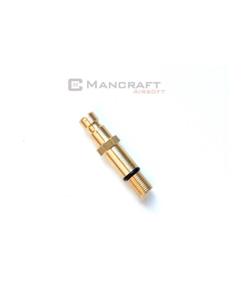 Mancraft  Mancraft KWA/KSC LONG Magazine Valve for HPA Pistol Lanyard