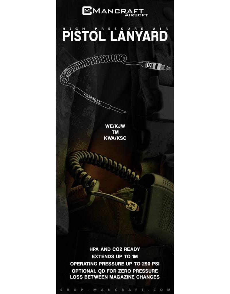 Mancraft  Mancraft Tokyo Marui Pistol HPA Lanyard (Short)