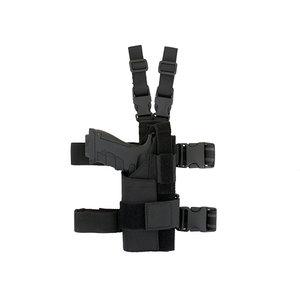 8fields Modular Universal Drop Leg Holster - Black