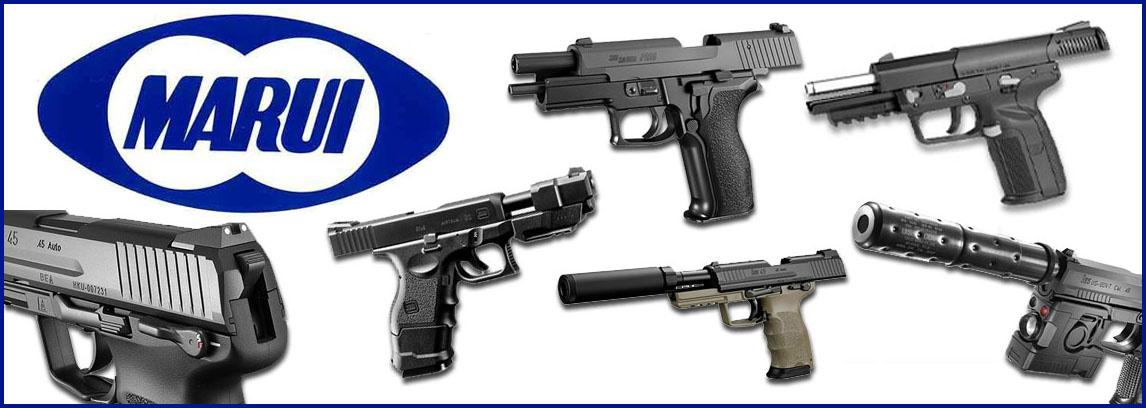 Tokyo Marui Pistols