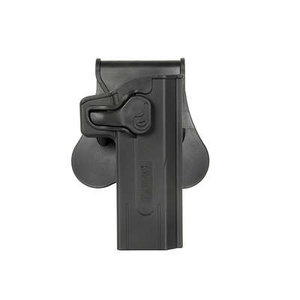 Amomax Black Speed Release Hi-Capa Holster