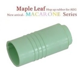 Maple Leaf Macaron Concave Bucking 50°