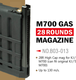Action Army Action Army M700 Green Gas Magazine 28rds