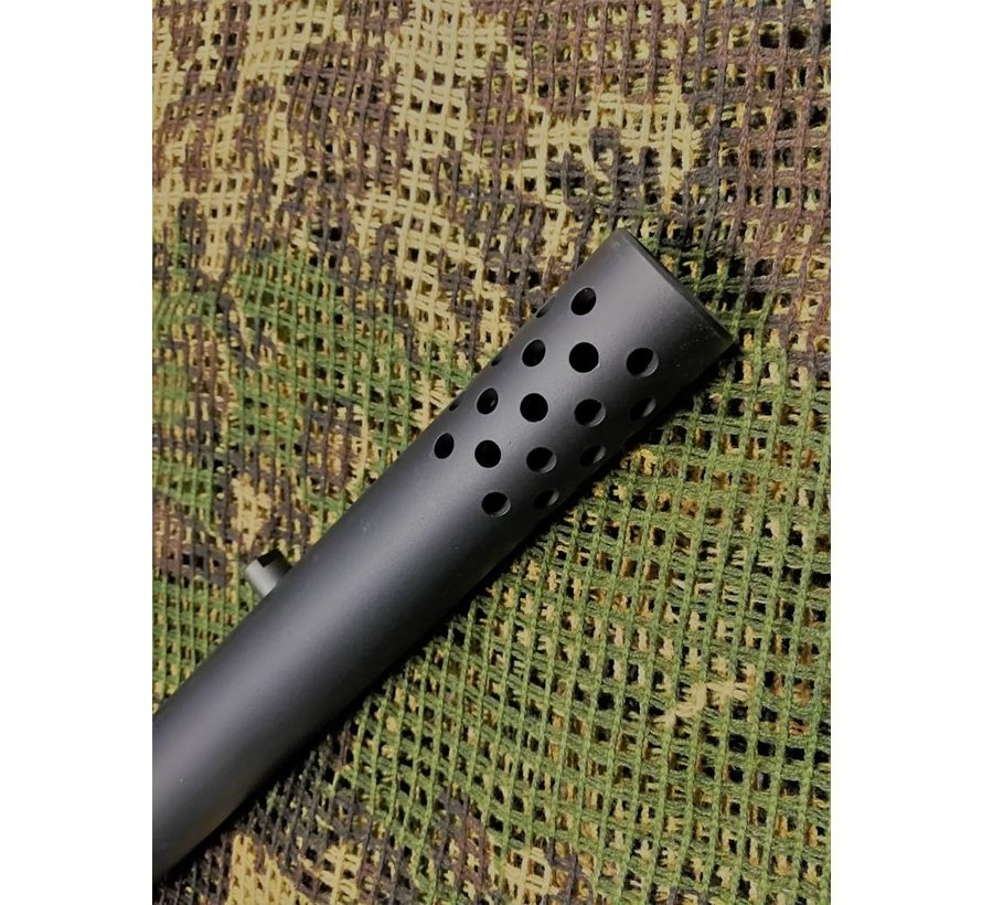 Ares Ares Amoeba Striker Series Integrated Muzzle Brake Outer Barrel - Short 340mm