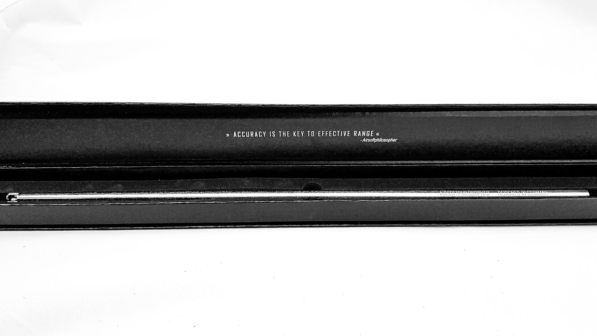 Airsoft Philosopher Hybrid 6.04 Precision Barrel – 420mm
