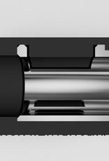 Airsoft Philosopher Airsoftphilosopher concave AEG bucking 40º (black)