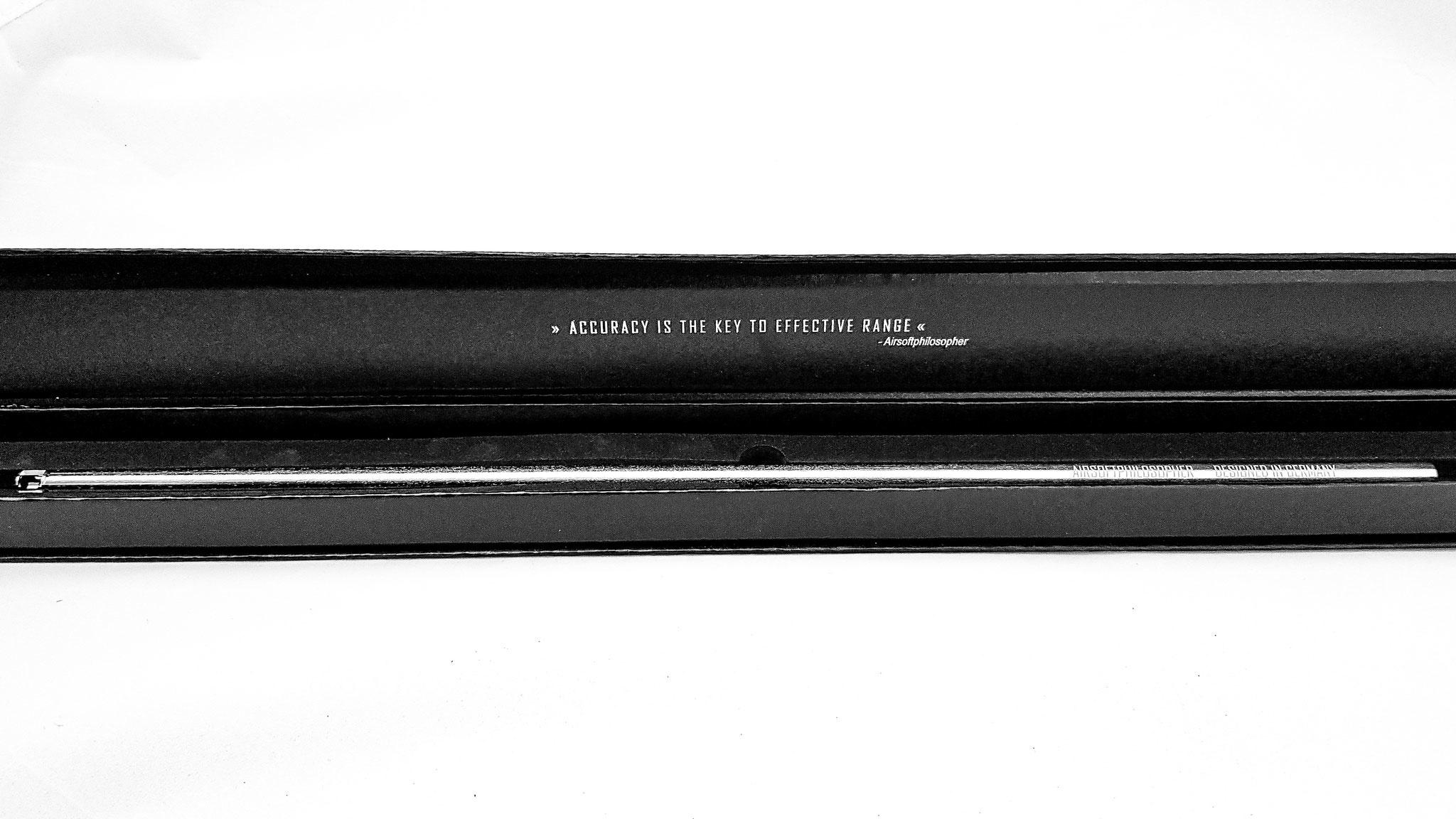 Airsoft Philosopher Hybrid 6.04 Precision Barrel – 510mm