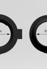 Airsoft Philosopher Flat AEG bucking 60º (grey)