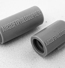 Airsoft Philosopher Airsoftphilosopher Flat VSR bucking 60º (grey)