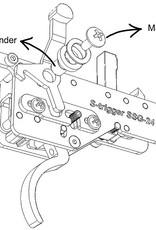 Springer Custom works Springer Custom Works S-trigger : SSG-24, MOD 24