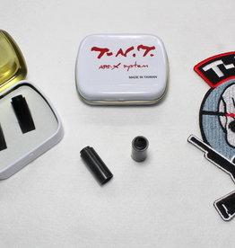 TNT Studio TNT Studio TR-Hop Terminator Hopup Bucking 2 pack 60°