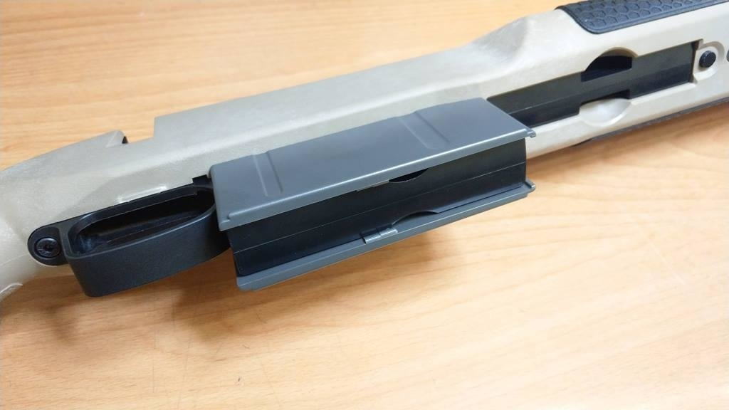 Maple Leaf Maple Leaf MLC-S1 Rifle Stock Backup Mag Carrier