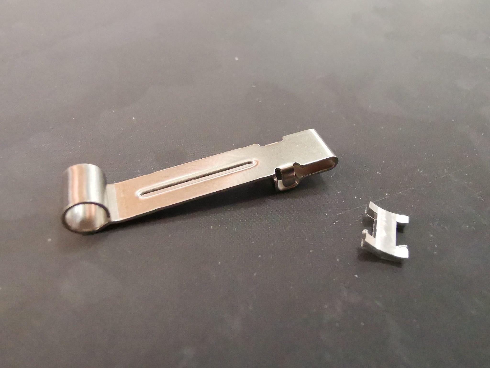 """Maple Leaf Maple Leaf VSR Hop Up """"Spring Tension"""" Adjustment Lever With I-Key for VSR-10"""