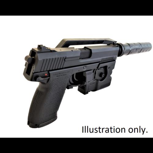 DTD MK23 Retention Holster